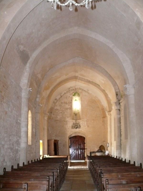 Pioussay glise architecture roman gothique arc bris for Architecture romane et gothique
